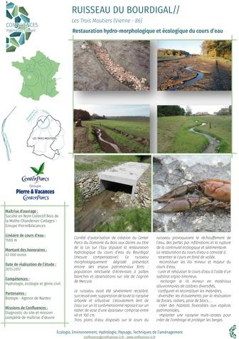 Restauration cours d'eau